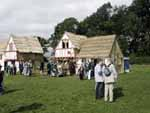 Medieval village - Festival of History