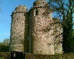 Nunney Castle - Built by a returning crusader